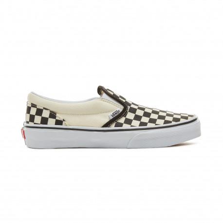 Classic slip-on - (checkerboard) black/wht