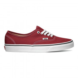 VANS, Authentic, Rumba red/true