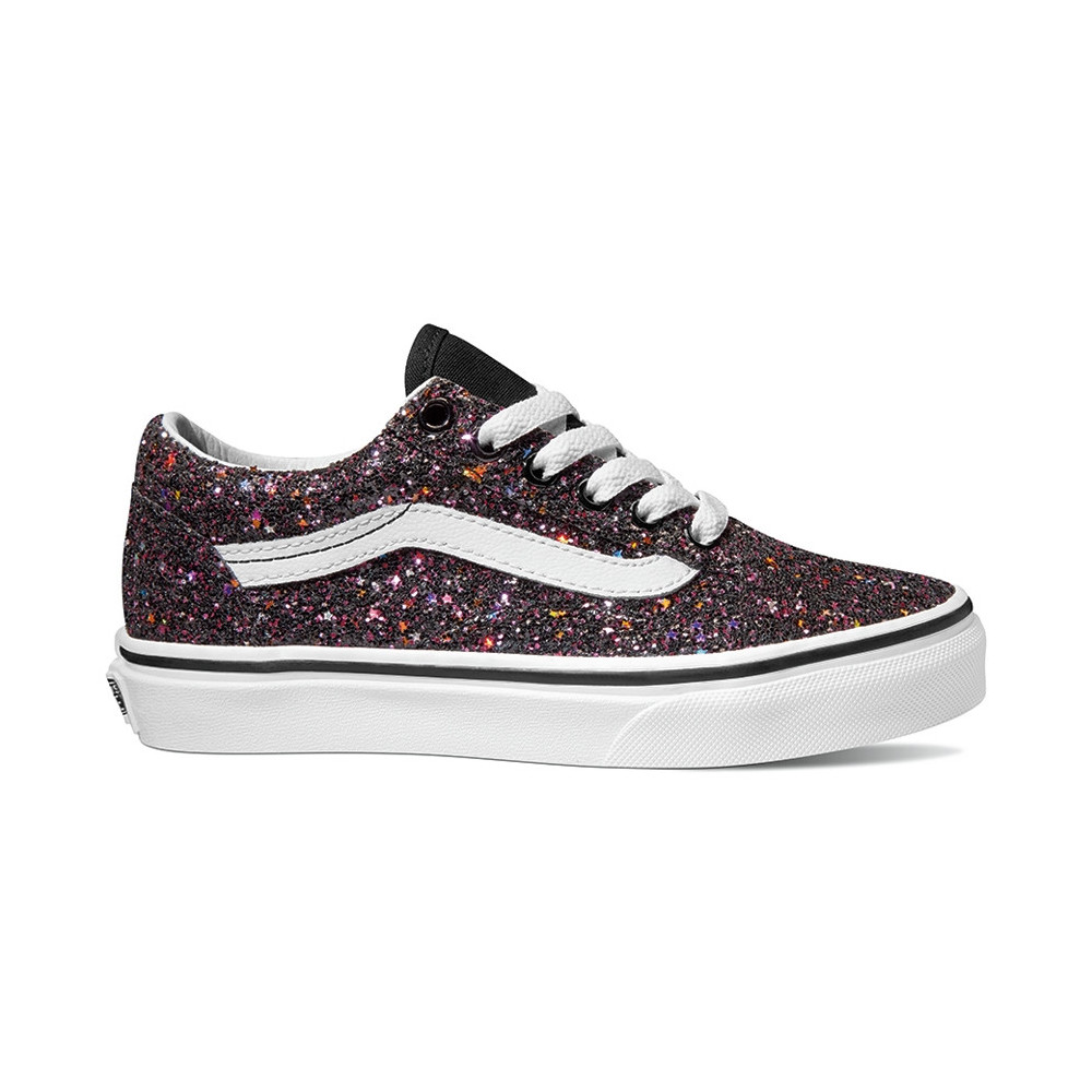 VANS Old Skool (glitter Stars) Skate Shoes Suffern