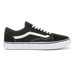 VANS, Comfycush old s, (classic) black/true whit
