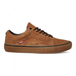 Chaussures Anti Hero Old Skool Pro | Marron | Vans