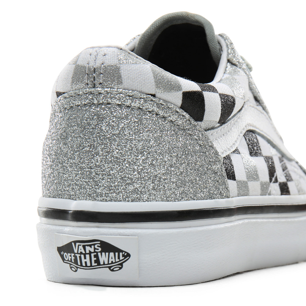 VANS Old Skool (glitter Chkrbr Skate Shoes Suffern