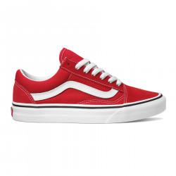 VANS, Old skool, Racing red/true white