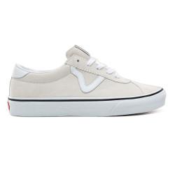 VANS, Vans sport, (suede) white