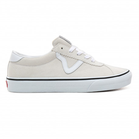 Vans sport - (suede) white
