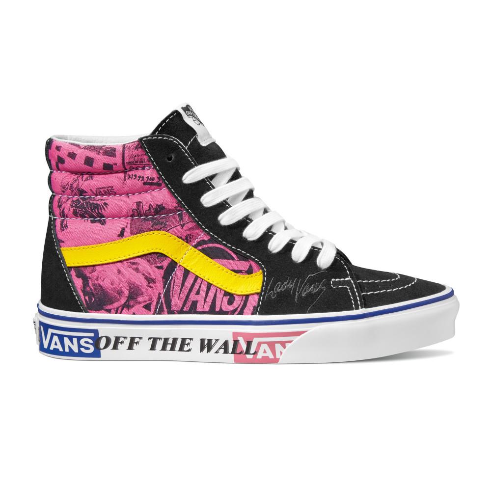VANS Sk8-hi (lady Vans)azal - Skate Shoes Unisexe - Suffern