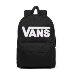 VANS, Skool backpac, Black/white