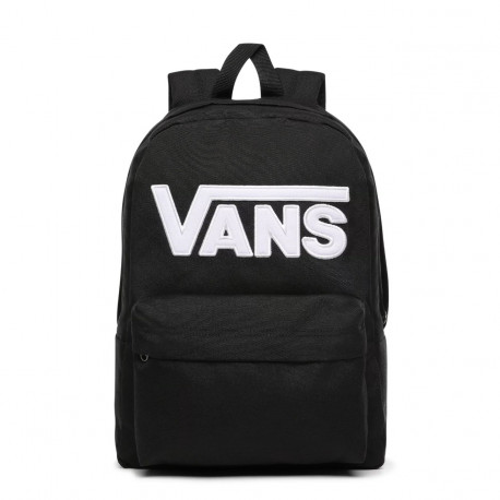 Skool backpac - Black/white