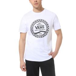VANS, Vans side stripe, White