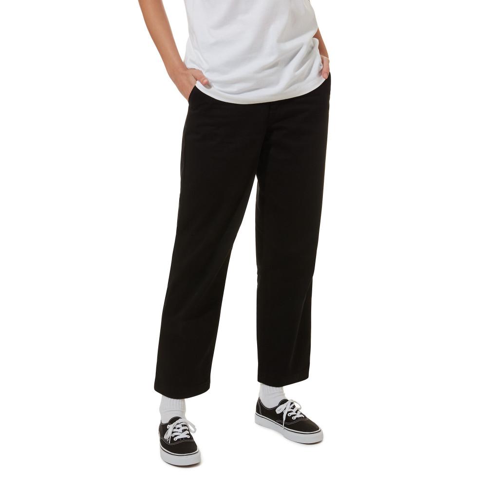 VANS Authentic Chino W Black - Chino Pants Femme - Suffern