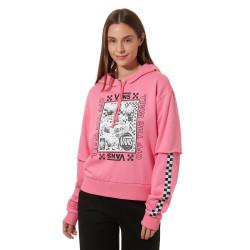 VANS, Lady vans sting h, Azalea pink