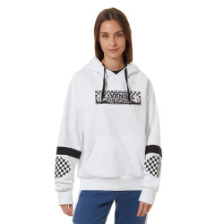 VANS, Bmx hood fleece, White