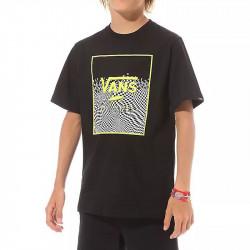 VANS, Printoxoys, Black/warp chec