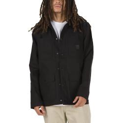 VANS, Drill chore coat, Black (rz/ripst