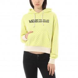 VANS, Quantum hoodie, Lemon tonic che