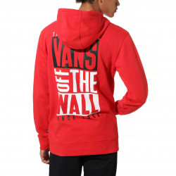 VANS, New stax po, Racing red