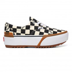 VANS, Era stacked, (checkerboard)