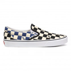 VANS, Classic slip-on, (big check) bla
