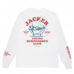 JACKER, Business club, White