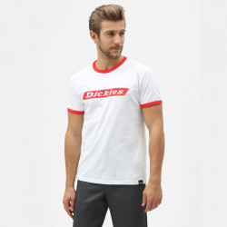 DICKIES, Bakerton t-shirt, Fiery red