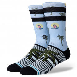 STANCE, Aloha monkey st, Light blue