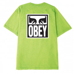 OBEY, Obey eyes icon 2, Bright lime