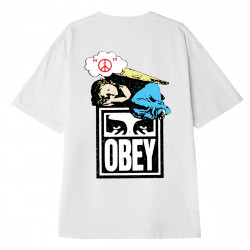 OBEY, Angel, White