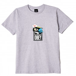 OBEY, Angel, Heather grey