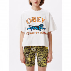 OBEY, Equality & power, White