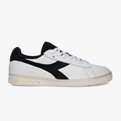 DIADORA, Game l low used, Bianco/nero/nero