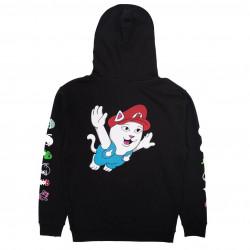 RIPNDIP, Nermio hoodie, Black