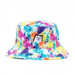 RIPNDIP, Lord nermal bucket hat, Tie dye