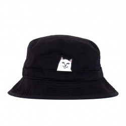 RIPNDIP, Lord nermal bucket hat, Black