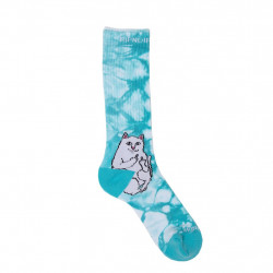 RIPNDIP, Lord nermal socks, Baby blue tie dye