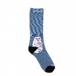 RIPNDIP, Lord nermal socks, Navy speckle