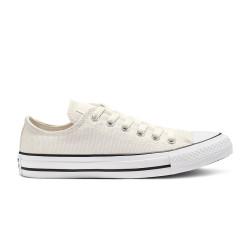 CONVERSE, Chuck taylor all star ox, Vintage white/black/white