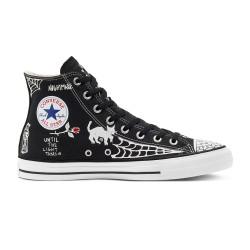 CONVERSE, Chuck taylor all star pro sp hi, Black/white/white