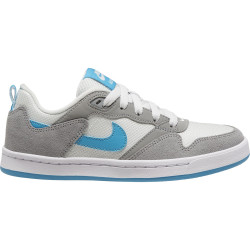 NIKE, Nike sb alleyoop (gs), Particle grey/laser blue-photon dust