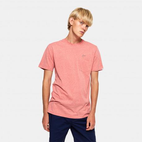 Sverre t-shirt - Red-mel