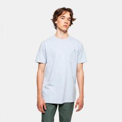RVLT, Sverre t-shirt, Blue-mel