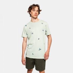 RVLT, Reimer t-shirt, Green