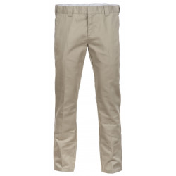 DICKIES, Slim fit work pnt, Khaki