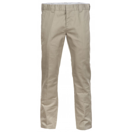 Slim fit work pnt - Khaki