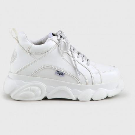 Corin - White imi leather