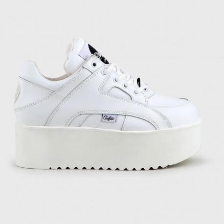 1330-6 - Blanco nappa leather