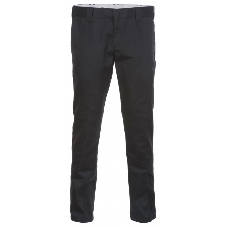 Slim fit work pnt - Black