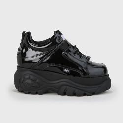 BUFFALO, 1339-14 2.0, Negro patent leather
