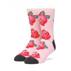 HUF, Socks rose, Coral pink