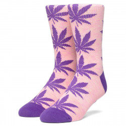 HUF, Socks plantlife, Coral pink