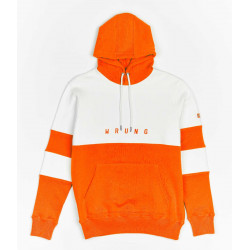 WRUNG, Half two, White / orange